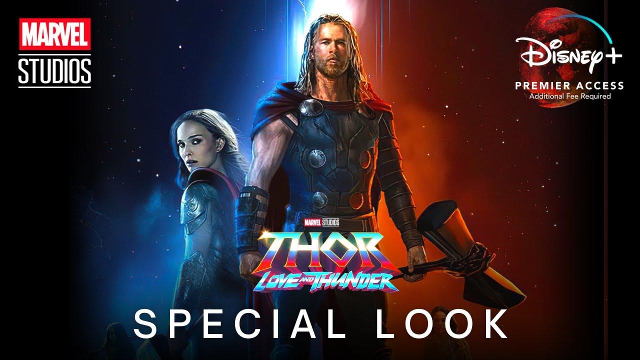 Download THOR 4: Love and Thunder (2022) Teaser Trailer | Marvel Studios