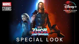 THOR 4: Love and Thunder (2022) Teaser Trailer | Marvel Studios