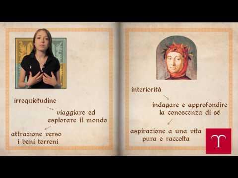 Francesco Petrarca - Temi e pensieri