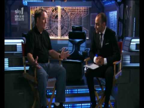 Stargate Universe - Interview With Robert Carlyle