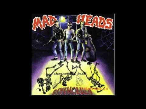 Кліп Mad Heads - Chernobilly Beat