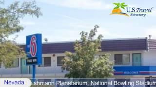 Motel 6 Reno - Livestock Events Center - Reno Hotels, Nevada