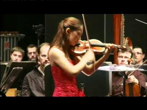 Anna JiEun LEE - 2nd Prize winner Violin Competition Sion Valais 2011 - part II