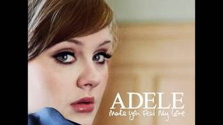 Make you feel my Love - Adele (instrumental) HQ