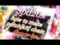 Spd 20x lesson making patch kit chain tutorial