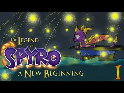 Spyro: New Beginning, Eternal Night & Dawn of the Dragon [Completed]