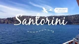 SANTORINI | САХАРНЫЙ ОСТРОВ(Добро пожаловать на мой канал! Это видео-воспоминание о нескольких днях, проведенных на сказочном острове..., 2016-07-13T06:00:08.000Z)