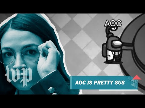 Is AOC sus? Top moments from Ocasio-Cortez's 'Among Us' Twitch stream