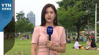 [날씨] 늦은 오후 곳곳 소나기, 제주 장맛비...내일 기온 올라 / YTN