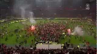 Fortuna Düsseldorf vs. Herta BSC Berlin 2:2 Alle Tore & Highlights (Platzsturm Spielabbruch Pyro)
