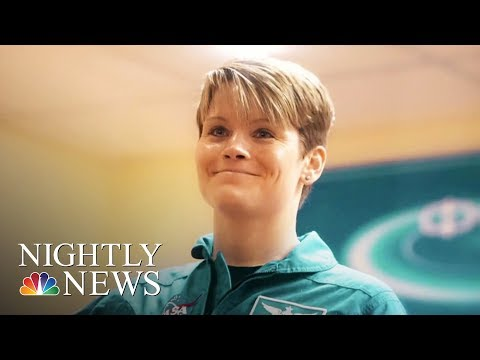 NASA Astronaut Accused Of Committing Crime From Space | NBC Nightly News
