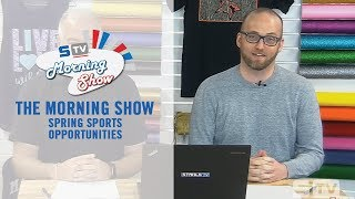 Spring Sports Opportunities | Morning Show Ep. 121
