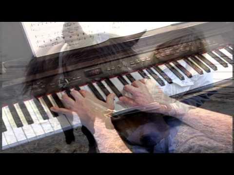 Old Friends -- Simon & Garfunkel -- Piano