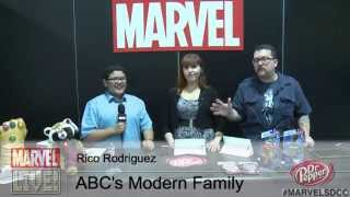 Modern Family's Rico Rodriguez Talks Marvel Super Heroes at Comic-Con 2014