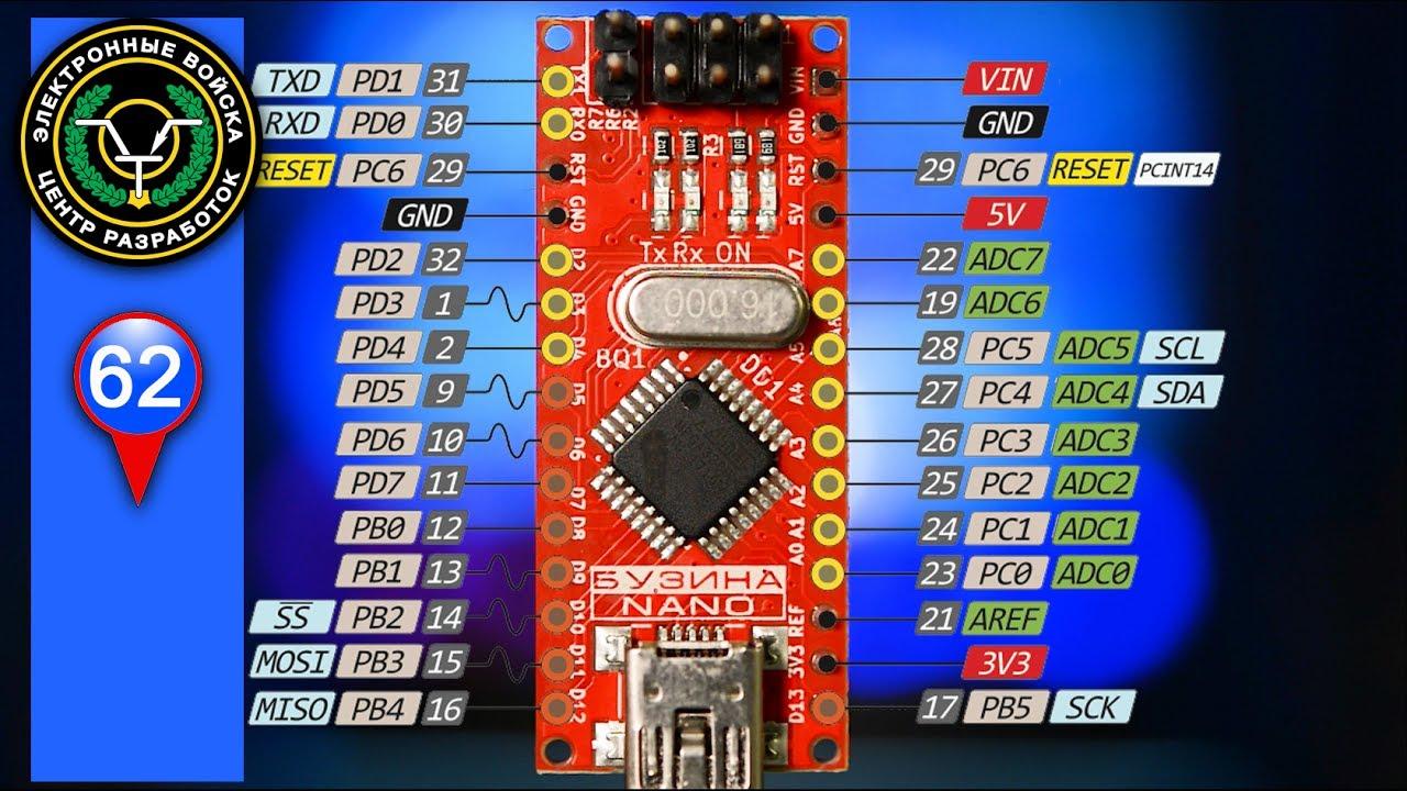 Alimentacin elctrica de Arduino