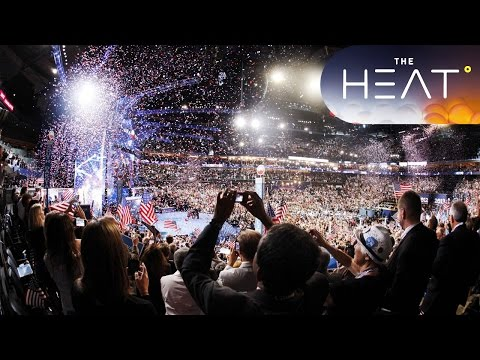 The Heat— Next U.S. President 07/20/2016