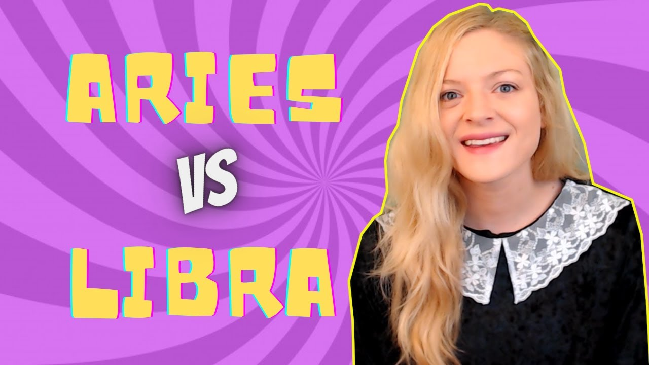 Opposite Signs: Aries and Libra
