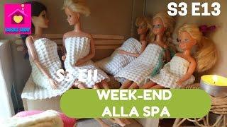 (English sub)Barbie show-Una famiglia imperfetta S3E13:Week-end alla SPA
