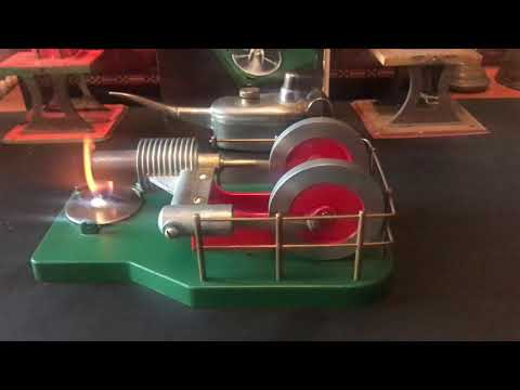 Stirling Engine by Solar Engines No. 7269