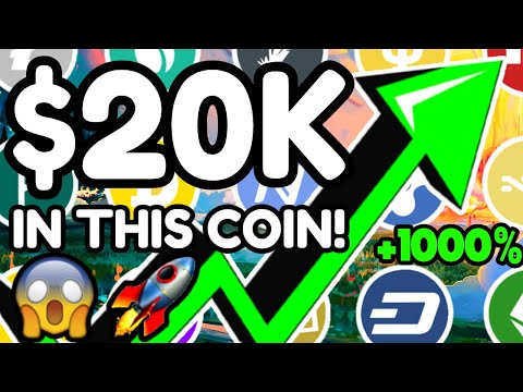 I JUST BOUGHT $20,000 OF THIS COIN! – THIS ALTCOIN WILL EXPLODE – BEST ALTCOINS TO BUY NOW