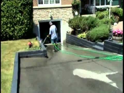 Resurfacing Driveway Color Asphalt Sealer Coating
