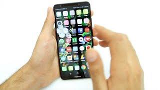 مراجعة لهاتف huawei mate 10 pro اول هاتف في العالم (يفكر بطريقة شبيهة بالإنسان )