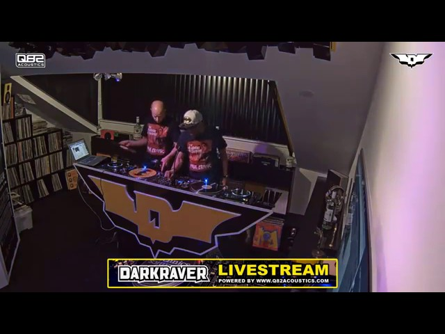 The Darkraver Vs DJ Panic - Paul Elstak special