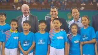 anz tennis hot shots china australia junior tennis exchange program