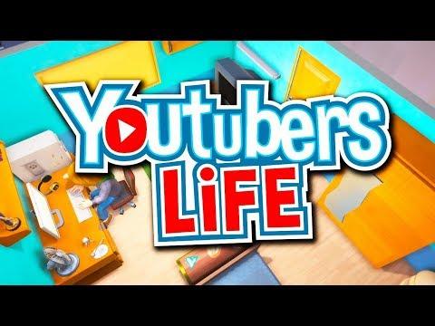 YOUTUBERS LIFE - Criei uma canal novo #01