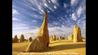 Unusual Rock Formations around the World