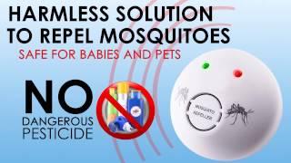 Ultrasonic Mosquito Repeller Repellent Control