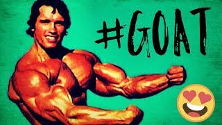 Arnold Schwarzenegger - THE GREATEST - Motivational Video