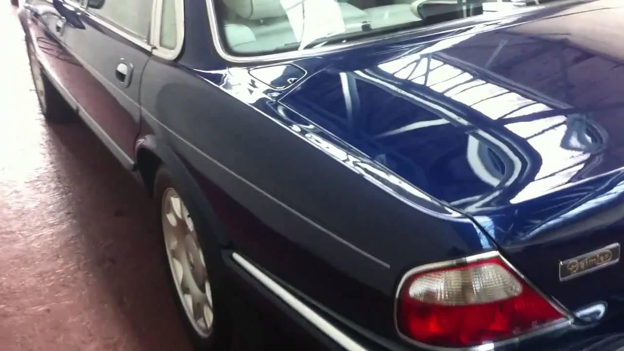 2001 Daimler Super V8 For Sale - YouTube