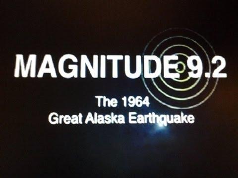 Largest US Earthquake 1964 Alaska USGS