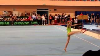 Viktoria Listunova/Виктория Листунова FX April 2015