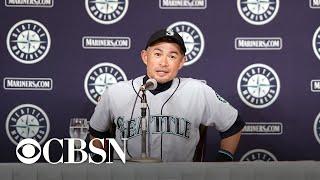 MLB legend Ichiro Suzuki retires after 27 seasons