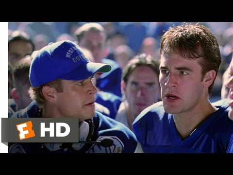 Varsity Blues (8/9) Movie CLIP - No Huddle Offense (1999) HD