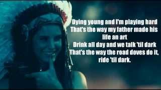 Lana Del Rey - Ride ( Full lyrics )