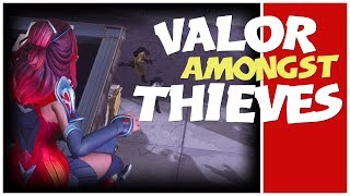 Valor Amongst Thieves - A Fortnite Short Film #FortniteBlockbuster Contest Entry