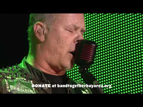 Metallica - Live at The Band Together Bay Area Benefit Concert (2017) [Webcast]
