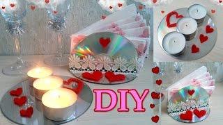 Украшение ко дню Валентина, decoración en el día de Valentine diy | Valentine's day decoration #diy