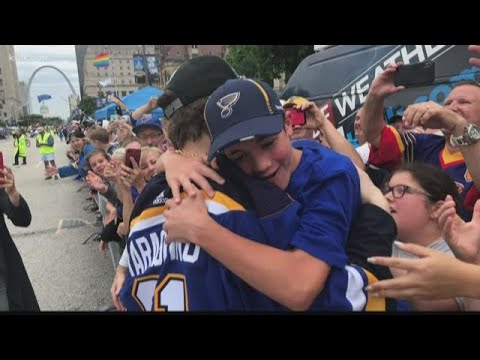 Here are some iconic moments you might have missed from Blues parade