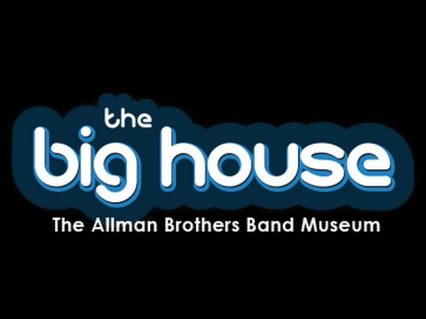 ALLMAN BROS. BAND BIG HOUSE MUSEUM & ROSEHILL TRIP (MACON, GA)