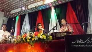 Multani Kafi (Sindhi Bhairavi)- Ustad Shafqat and Ustad Latafat Ali Khan