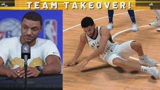 NBA 2K19 My Career EP 17 - 1st Game As Starter 50 Points!