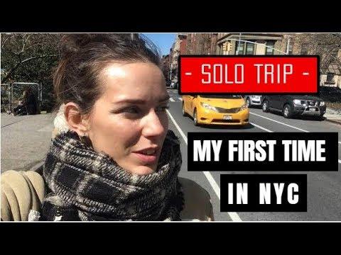EXPLORING MANHATTAN | Solo trip | Greenwich Village, SoHo, Chelsea, TriBeCa