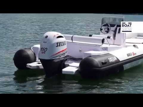 [ITA] SELVA  D 650 DS  - Prova - The Boat Show
