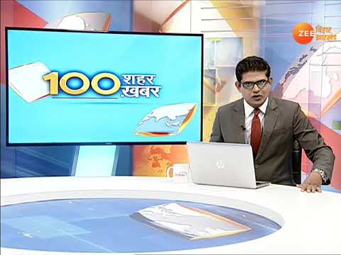 100 Shahar 100 Khabar : 100 news in 100 cities