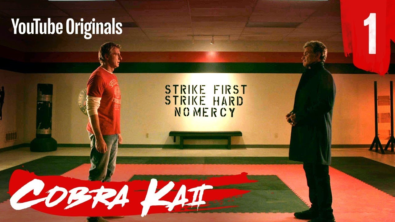 "Cobra Kai S2E1: ""Mercy Part II"""