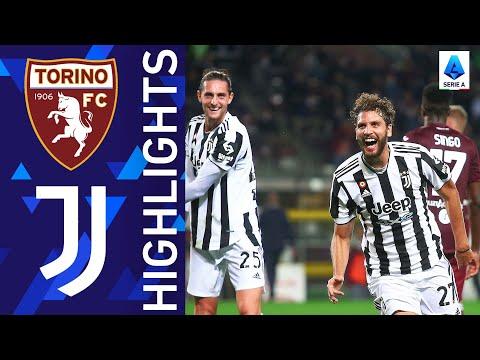Torino Juventus Goals And Highlights